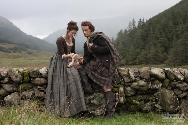 The Scottish CosPlay: What they'll be wearing next year at Comic Con (Courtesy of Starz)