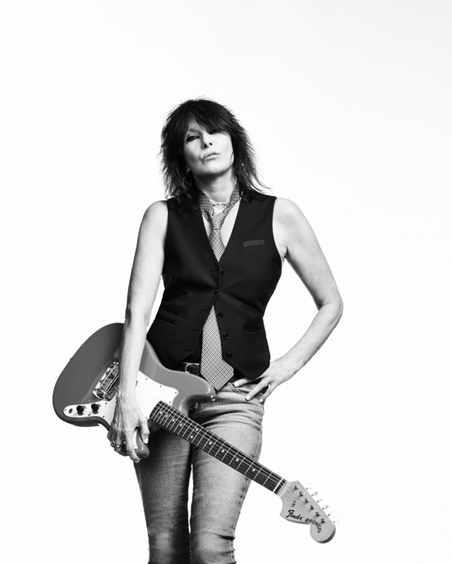 Courtesy of chrissiehynde.com